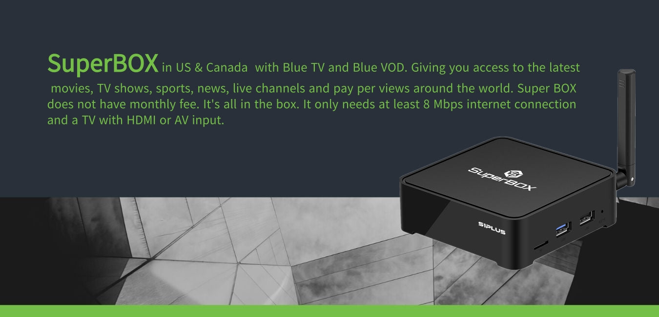 superbox S1 plus description