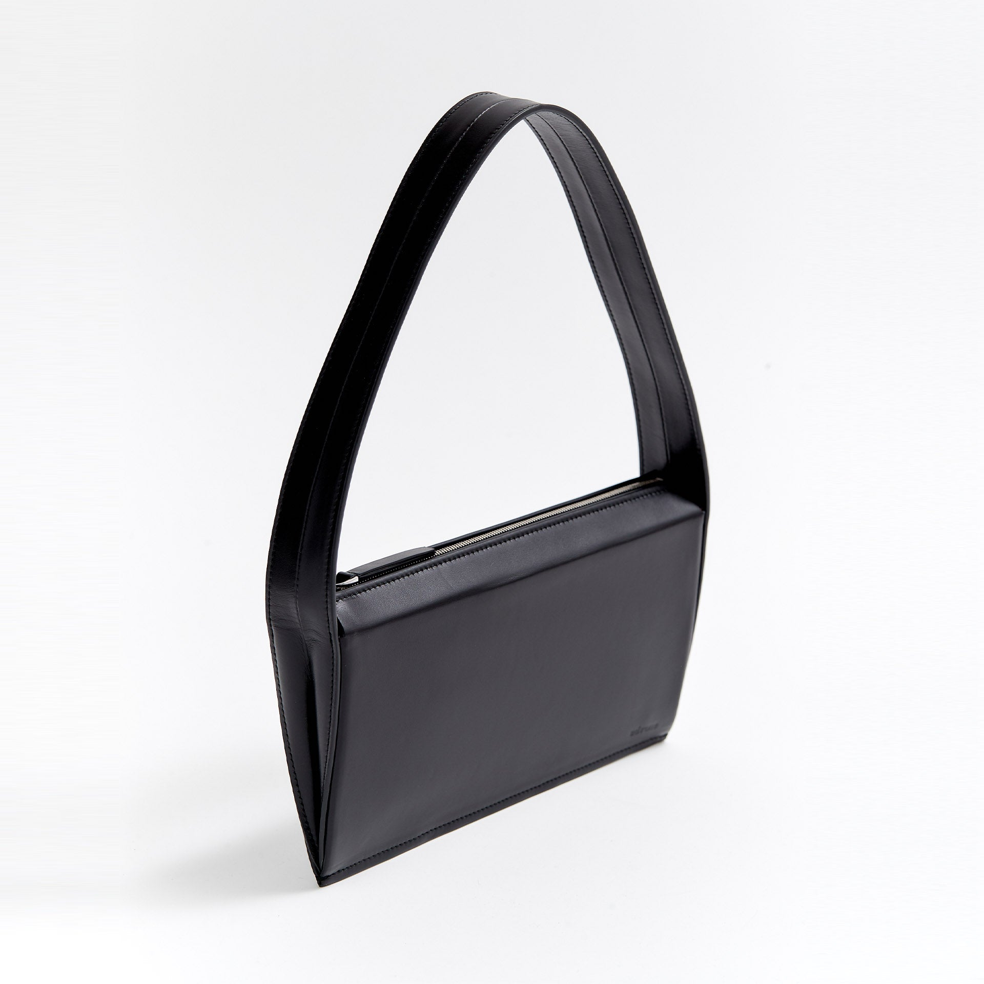 THE EDGE BAG | BLACK by Advene, available on advenedesign.com for $395 Kendall Jenner Bags Exact Product
