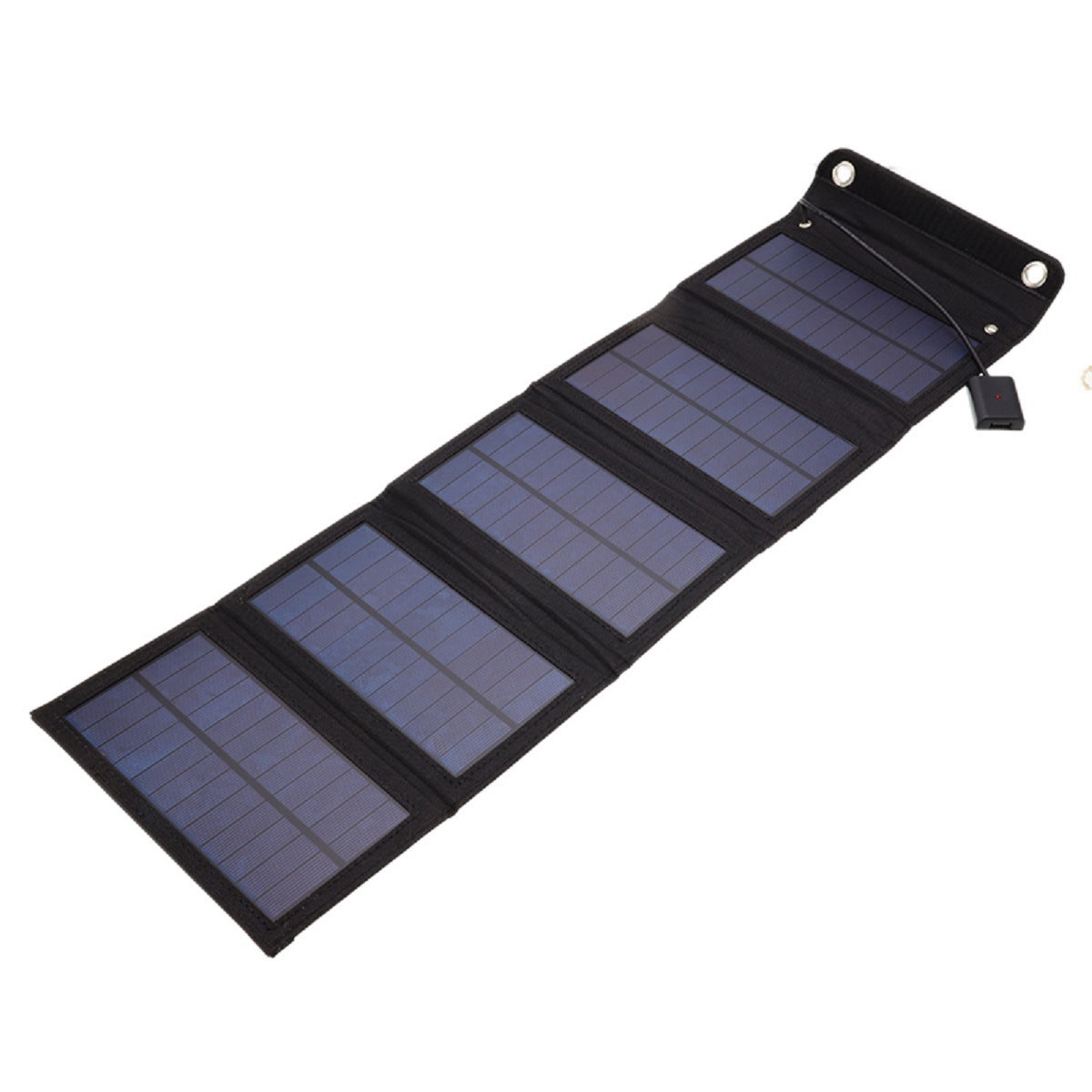 25W Solar Panel Foldable Portable Waterproof USB Energy Solar Cell Charger