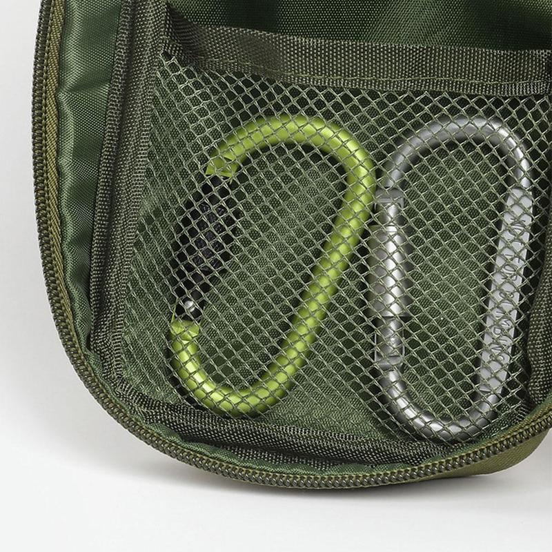 EDC Outdoor Portable Travel Storage Bag Tactical Tools Bags Medical Kit First Aids Kits Hunting Camping Travel Storage Supplies