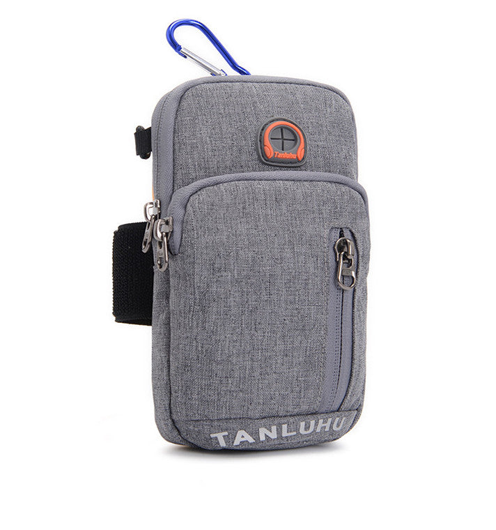 Running arm bag Fashion Sport Pack Fitness arm pack outdoor multifuctional mobile phone arm bag