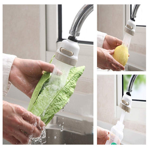 Rotatable Faucet