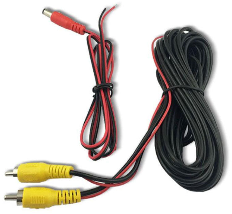 backup camera video cable