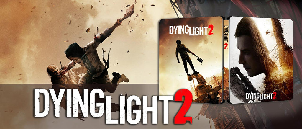 Dying Light 2 steelbook FantasyBox