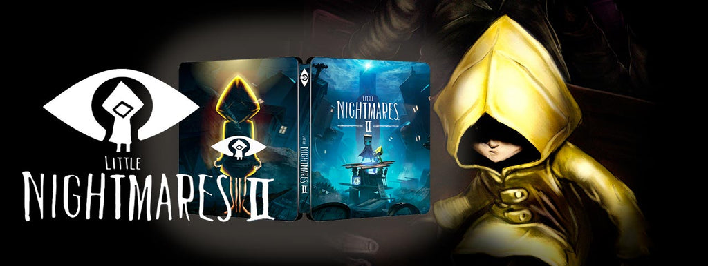 Little Nightmare 2 steelbook FantasyBox