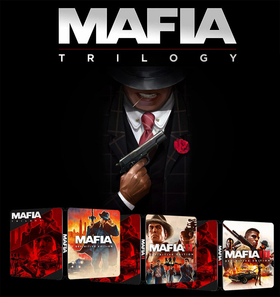 Mafia Trilogy Definitive Edition Bundle