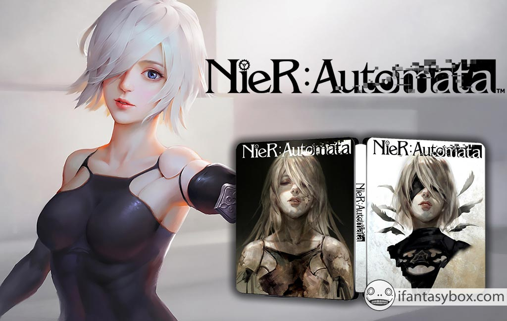 NieR Automata Double Edition