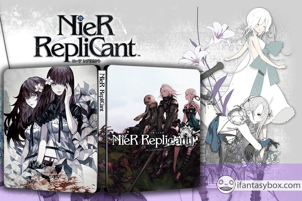 NieR Replicant ver 1.22474487139... Preview Edition