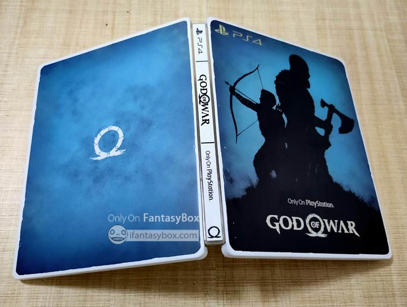 OOP - Only On PlayStation - God Of War