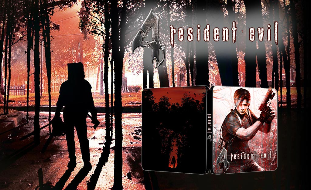 Resident Evil 4 Rote Edition