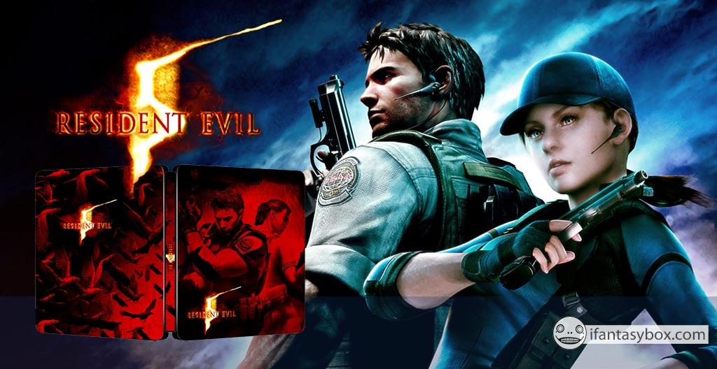 Resident Evil 5 Rote Edition