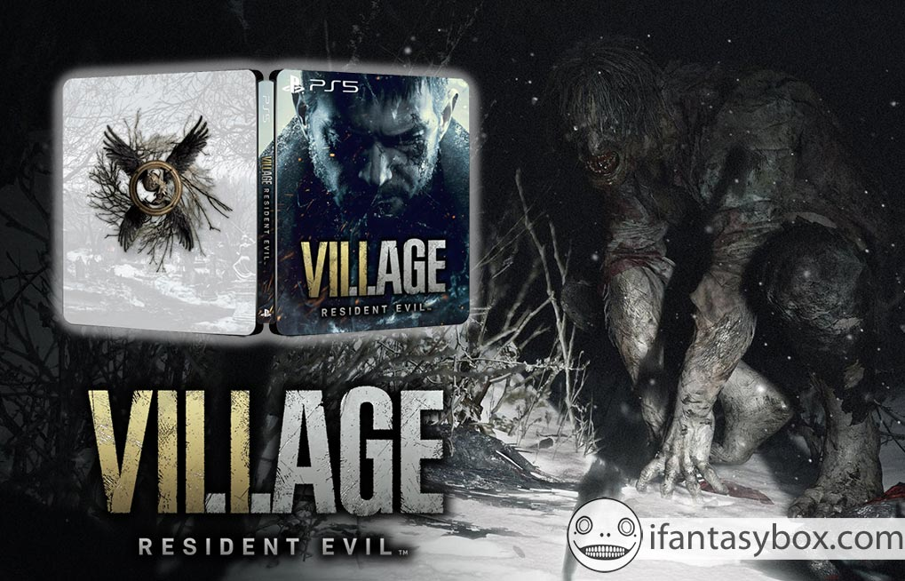 Resident Evil 8 Village Preview Edition