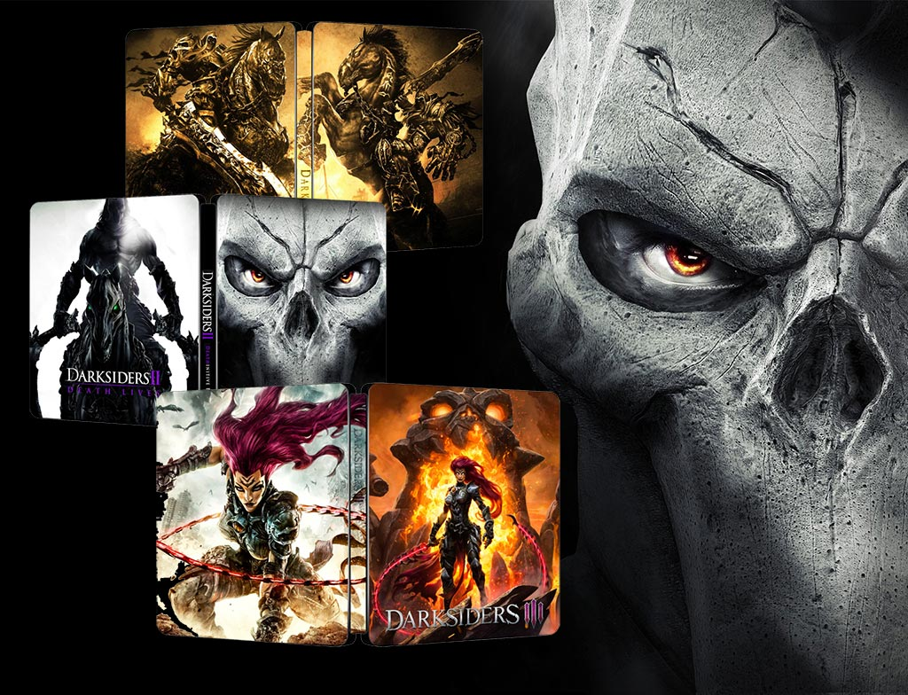 Darksiders steelbook