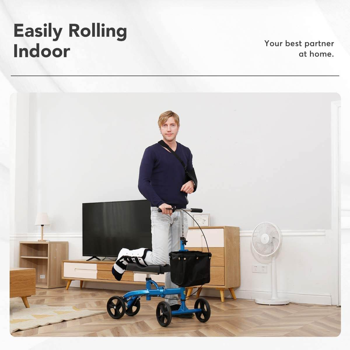 Perfect for Indoor Use