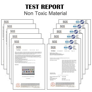 TEST REPORT, Non Toxic Material