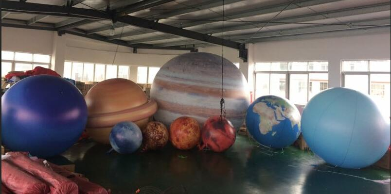Inflatable Solar System Planets Balloon Solar System Planets