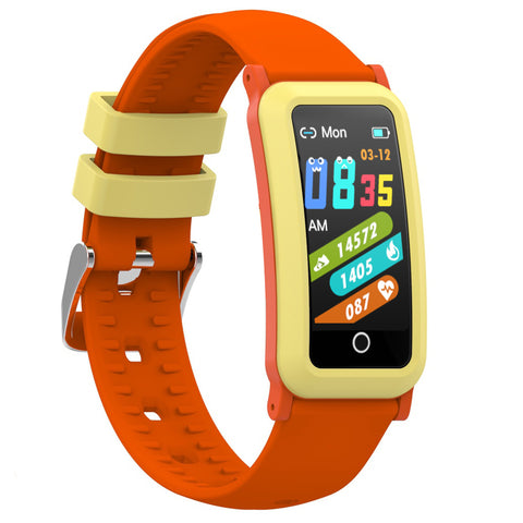 Waterproof Fitness Tracker with Clock