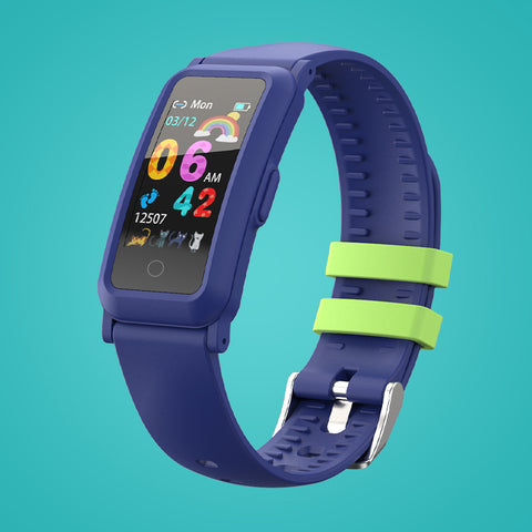 fitness tracker for kids with screen