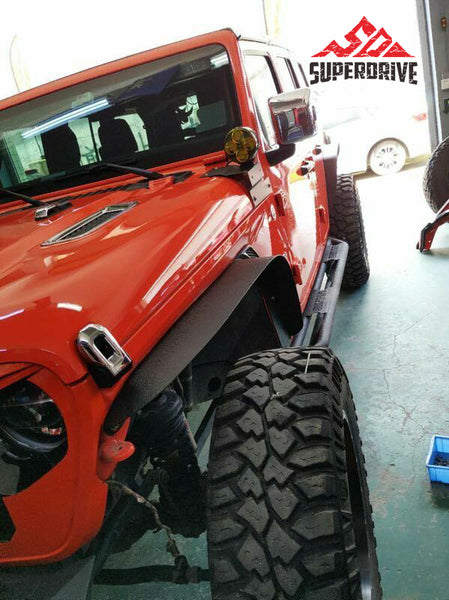 FENDER FLARE By SuperDriveUSA