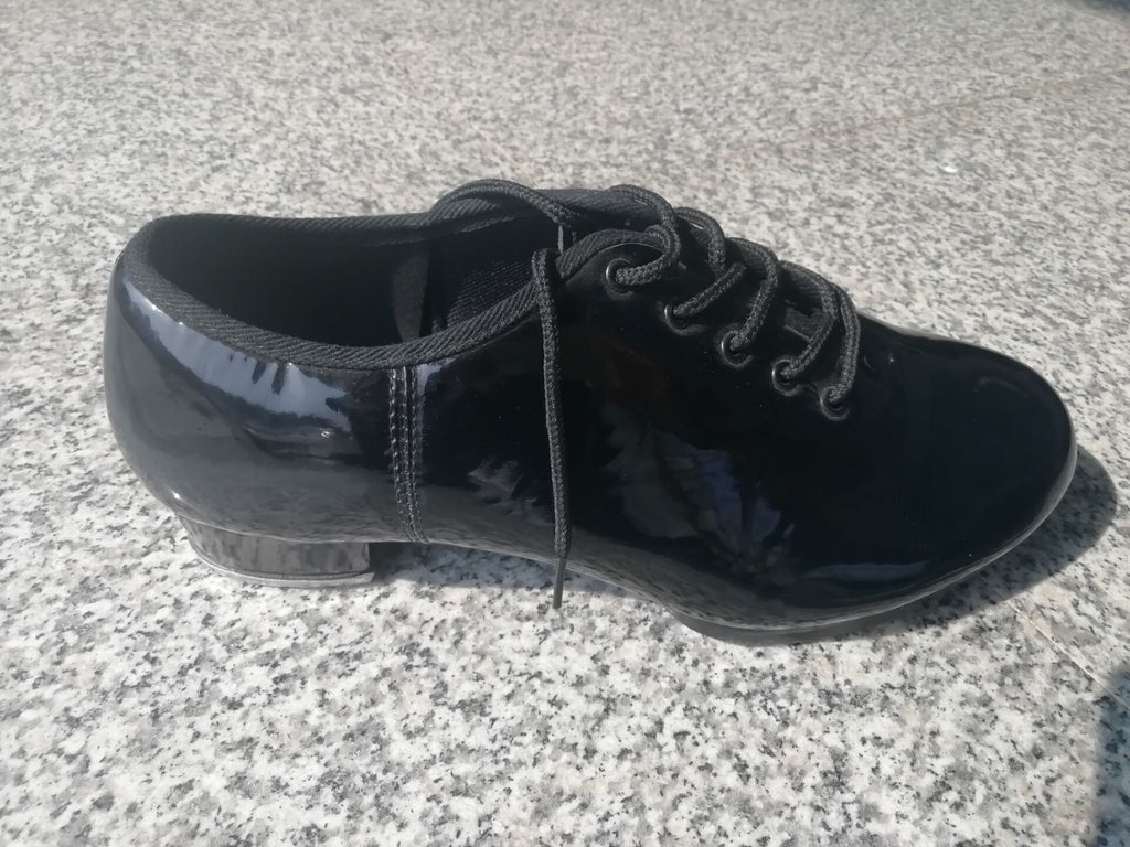 PU Leather tap shoes