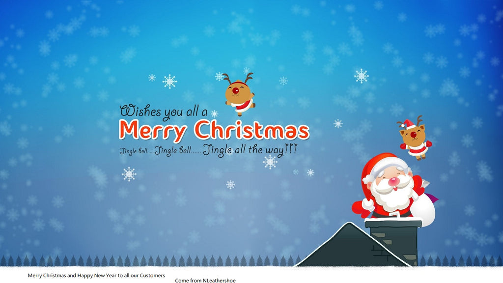 Merry Chrismas and Happy New Year