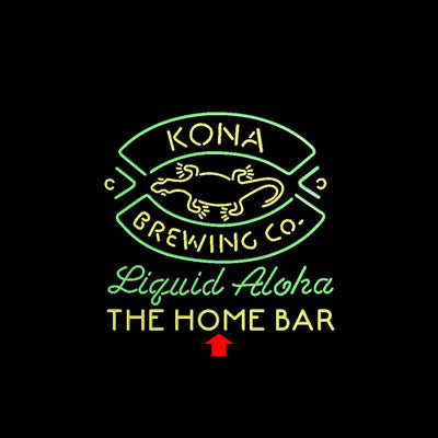 Kona Brewing Company Beer Custom Personalized custom sign pro led sign