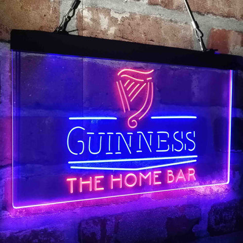 Guinness Classic Home Bar Custom Personalized custom sign-pro led sign