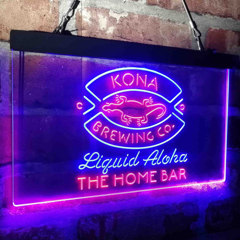 Kona Brewing Company Beer Custom Personalized custom sign-pro led sign