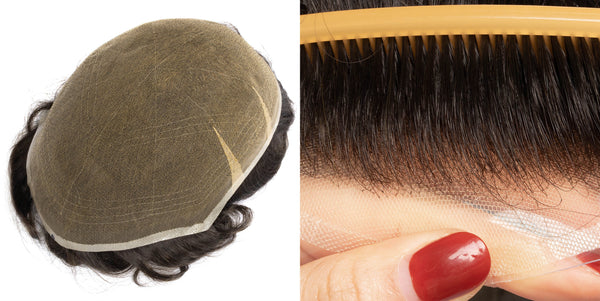 High Quality Lace Front Human Hair Units