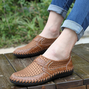 New Mens Outdoor Water Shoes breathable Flat Sandals