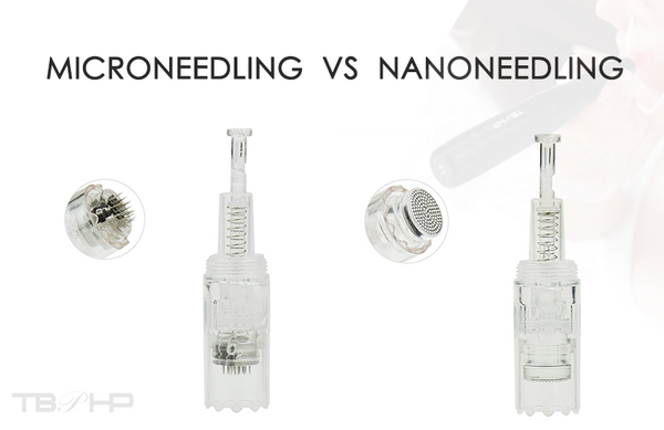 Difference between Microneedling and Nanomeeding