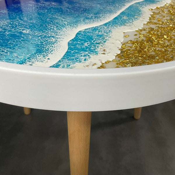 strong frame of ocean table