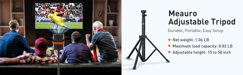 projector stand specification
