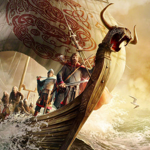 What do dragon mean to Vikings?