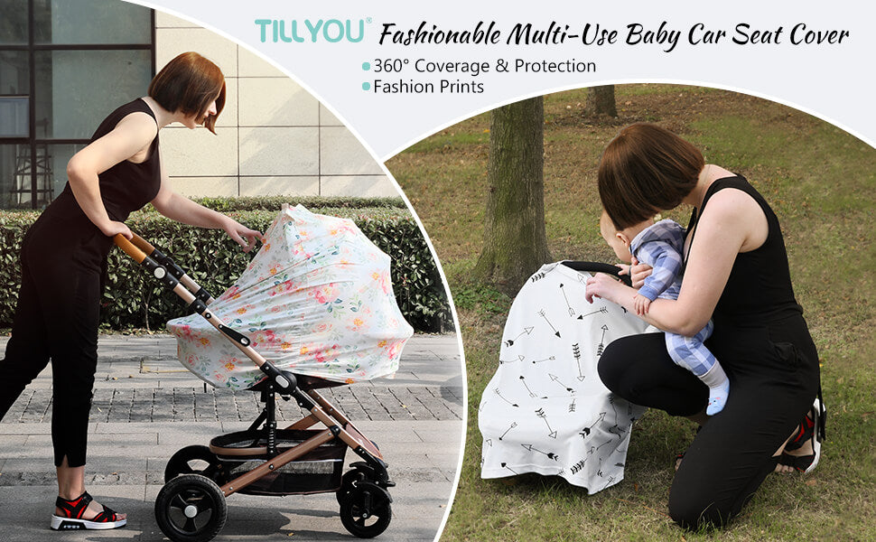 All-in-1 Privacy Infant Nursing Cover Scarf for Breastfeeding