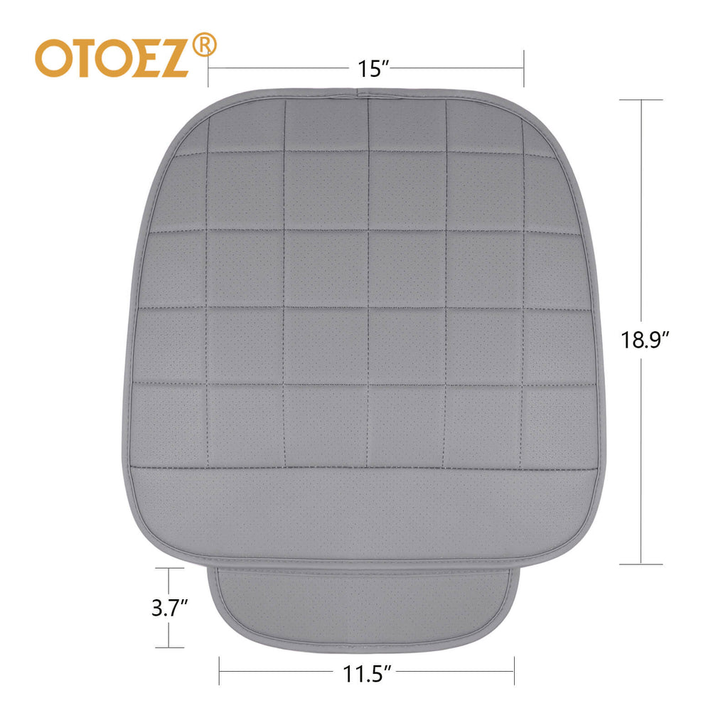 The size of the 3D breathable car seat pad
