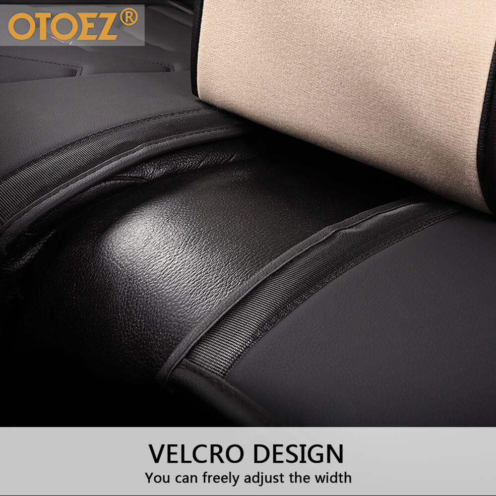Design of the car seat covers