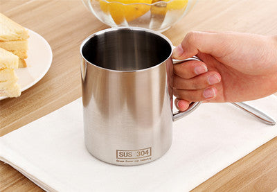 Stainless Steel Tea Cup