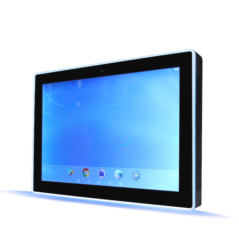 """10.1"""" android poe tablet with led lamp"""