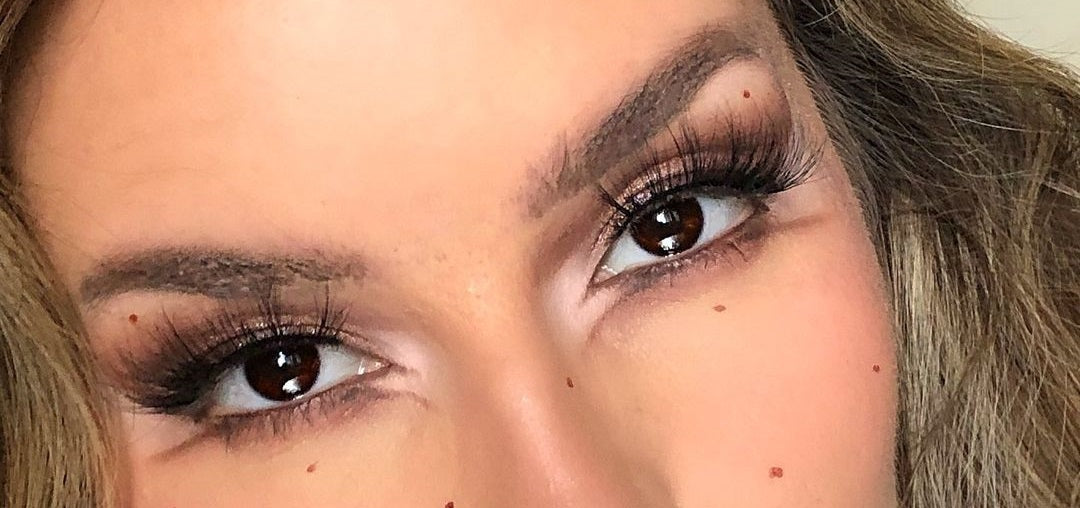 false lashes, how to pick lashes for your eye shape
