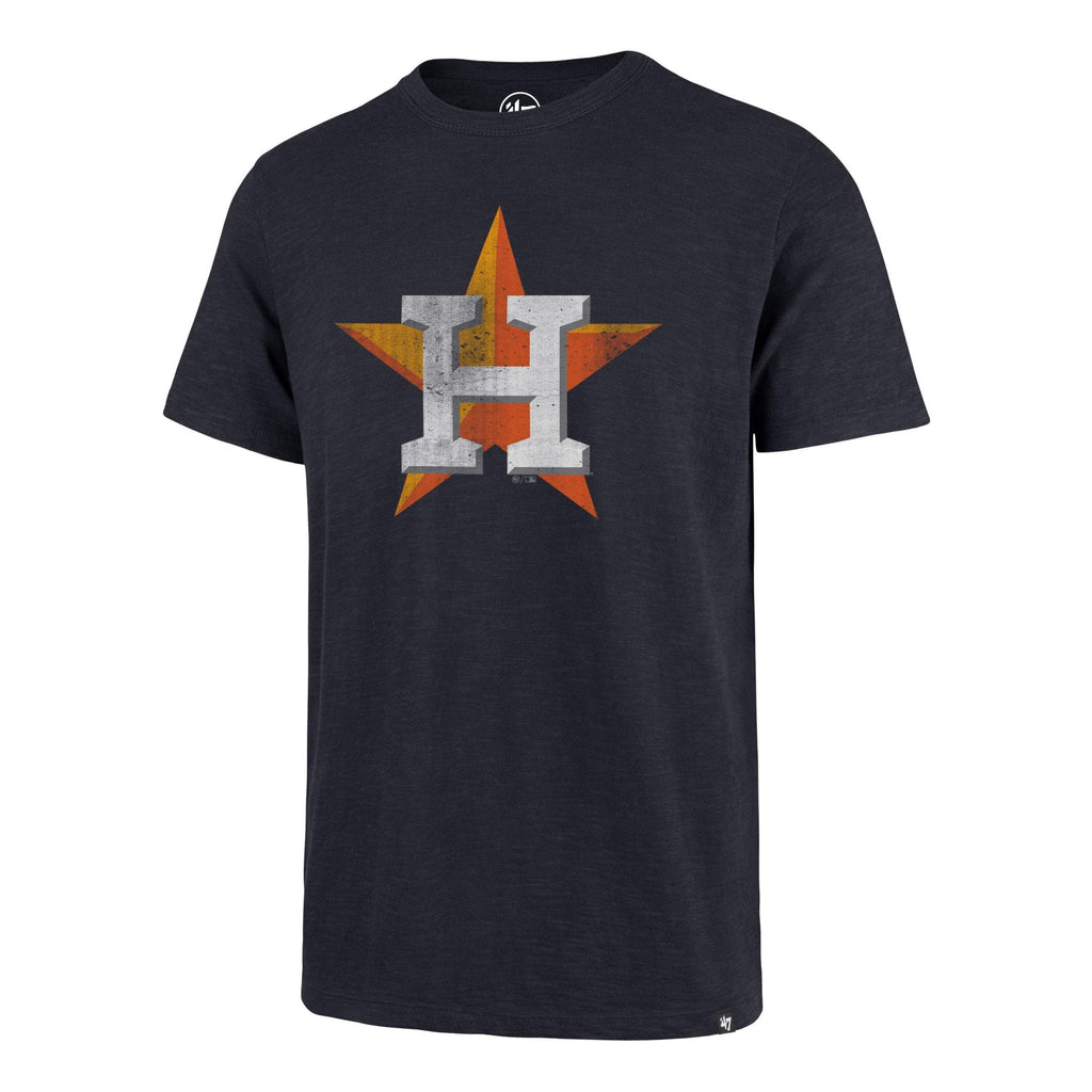 HOUSTON ASTROS GRIT '47 SCRUM TEE