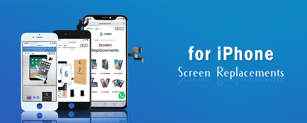 iphone screen replacement LL TRADER