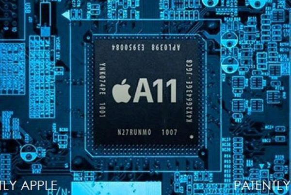 Apple A11 chip, A11 bionic