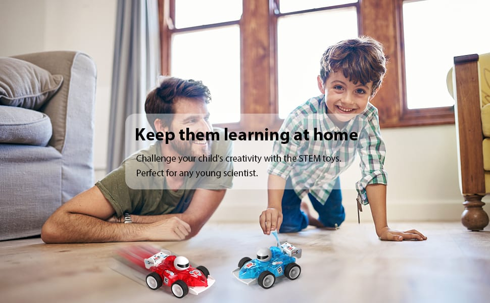 Keep kids learning at home
