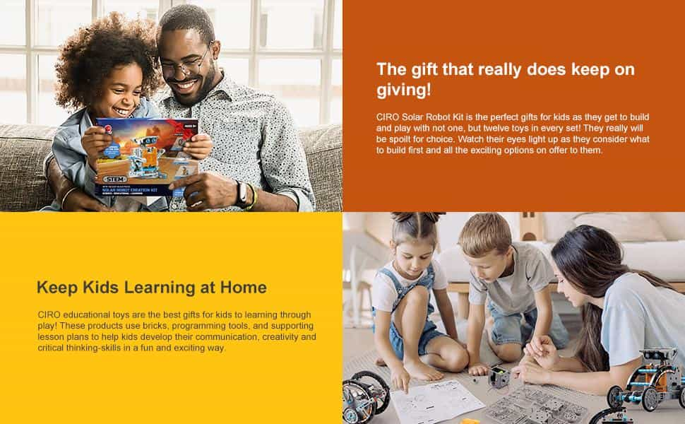 STEM Education Activities Kits for Kids