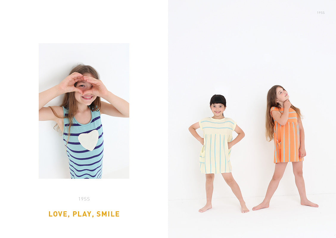 19SS Love, play, smile:)