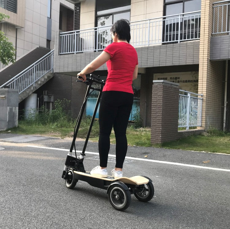Freego Future 10 | 3 Wheel Scooter