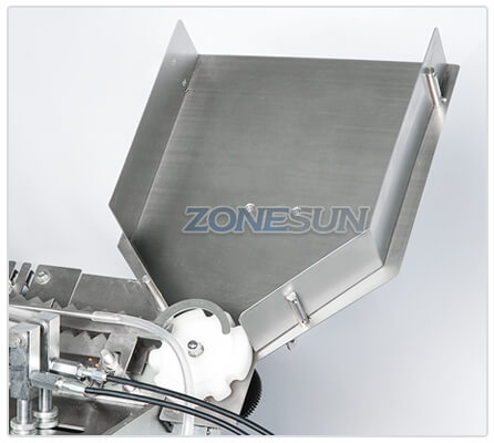 Feeding inlet of Ampoule Filling Sealing Machine