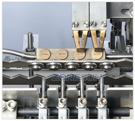Drawing Tongs of Ampoule Filling Sealing Machine