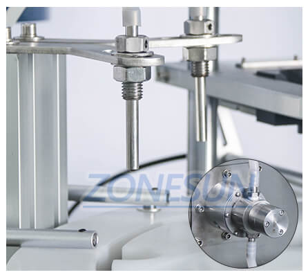 Filling Nozzle of ZS-AFC1 Monoblock Filling Capping Machine